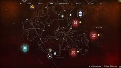 Destiny 2: ubicación de Trove Guardian esta semana, del 17 al 23 de marzo de 2020
