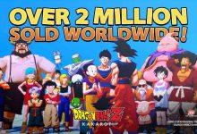 Photo of Dragon Ball Z: Kakarot alcanza más de 2 millones de ventas en todo el mundo