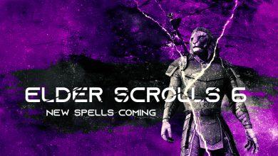 elder scrolls 6 new spells coming gameplay release date