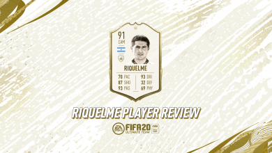 Photo of FIFA 20: 91 Juan Riquelme ICON Review, calificación, enlaces de escuadrón y más