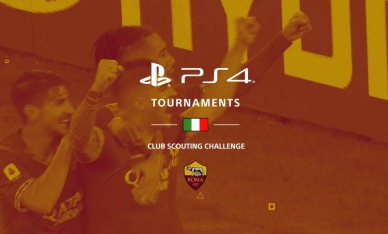 FIFA 20: Roma eSports - PS4 Club Challenge