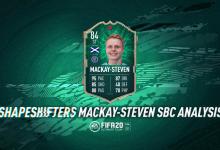 Photo of FIFA 20 Shapeshifter Gary Mackay-Steven SBC: requisitos, costos y análisis