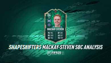 Photo of FIFA 20 Shapeshifter Gary Mackay-Steven SBC: requisitos, costos y análisis
