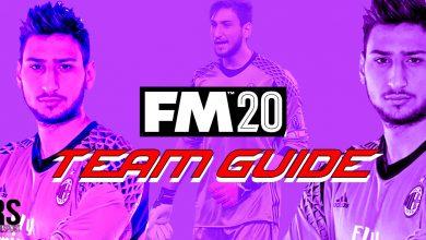 Photo of Football Manager 2020: Guía del equipo del AC Milan: tácticas, formaciones, objetivos de transferencia y más