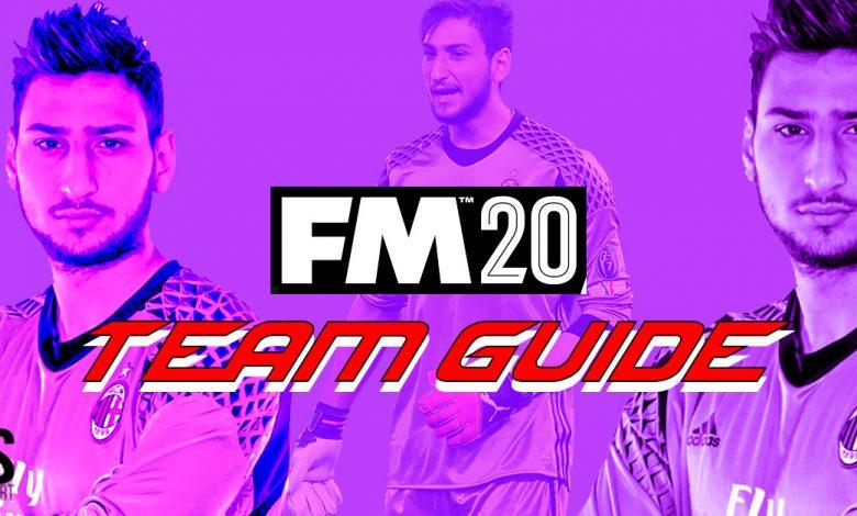 fm 20 ac milan team guide