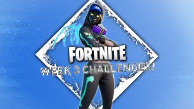 Photo of Fortnite Capítulo 2 Temporada 2 Semana 3 Desafíos: fecha de lanzamiento, hoja de trucos, desafíos de tiempo extra y más.
