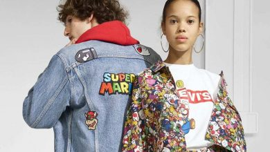 Photo of Levi's colabora con Nintendo para la colección Super Mario Denim