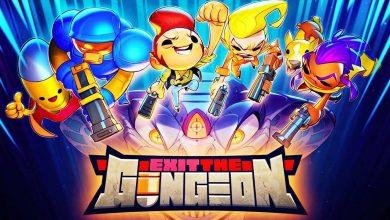 Photo of Nintendo Reveals Salga del puerto Gungeon Switch; Se lanza hoy