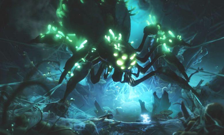 Ori y la Voluntad de Wisp: Cómo derrotar a Spider Boss Fight (Mora)