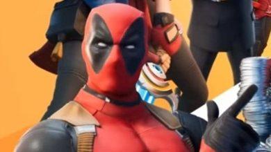 Photo of Parcelas Fortnite Deadpool Katanas
