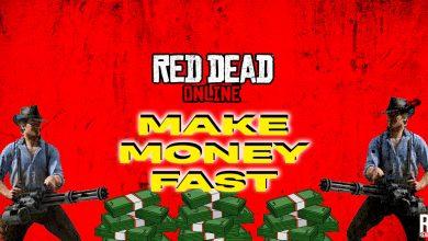 red dead online make money fast