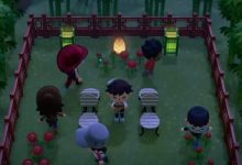 Photo of Sillas musicales de Animal Crossing es muy saludable de ver