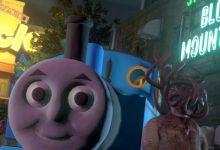 Photo of Thomas the Tank Engine ya es un mod en Resident Evil 3 Remake, por supuesto