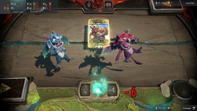 Photo of Valve anuncia nueva beta para artefacto de juego de cartas