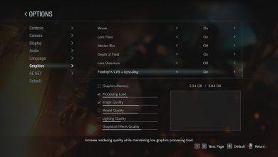 Photo of Resident Evil 3 (RE3) 2020 – Las mejores configuraciones de gráficos / video