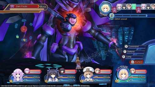 Megadimension Neptunia VII (7)