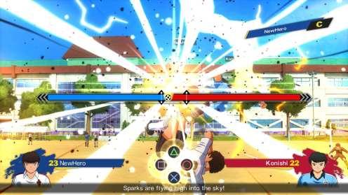 Capitán Tsubasa Rise of New Champions (13)