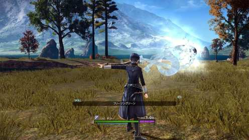 Sword Art Online Alicization Lycoris (30)