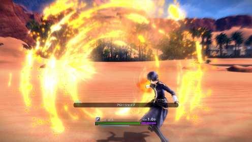 Sword Art Online Alicization Lycoris (28)