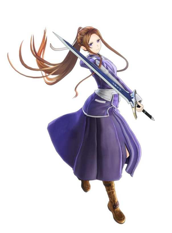 Sword Art Online Alicization Lycoris (14)