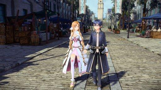 Sword Art Online Alicization Lycoris (36)