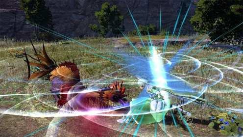 Sword Art Online Alicization Lycoris (41)