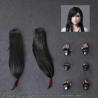 Final Fantasy VII Remake Figure Tifa (2)