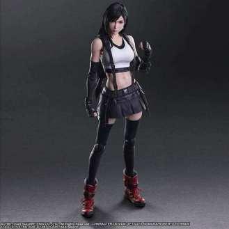 Final Fantasy VII Remake Figure Tifa (7)