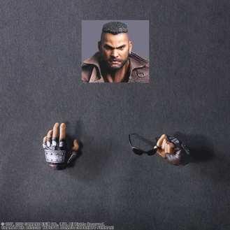 Final Fantasy VII Remake Figure Barret (8)