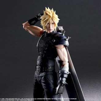Final Fantasy VII Remake Figure Cloud (3)
