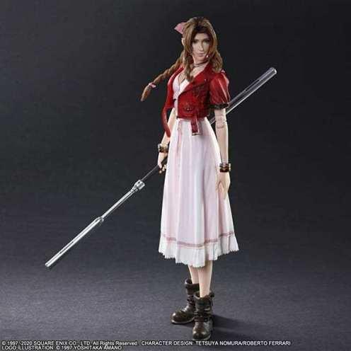 Final Fantasy VII Remake Figura Aerith (5)