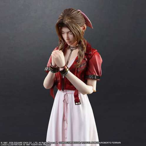 Final Fantasy VII Remake Figura Aerith (6)