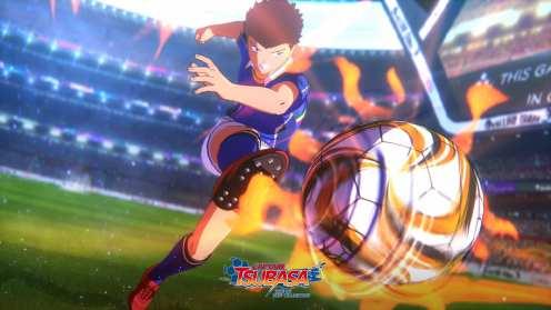 Capitán Tsubasa (3)