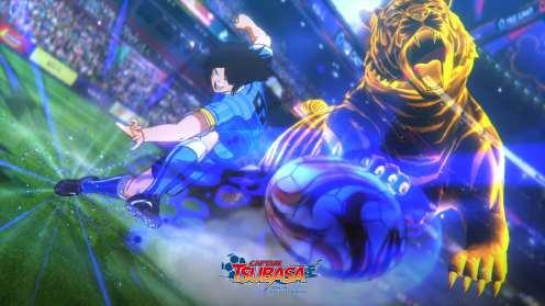 Capitán Tsubasa (4)