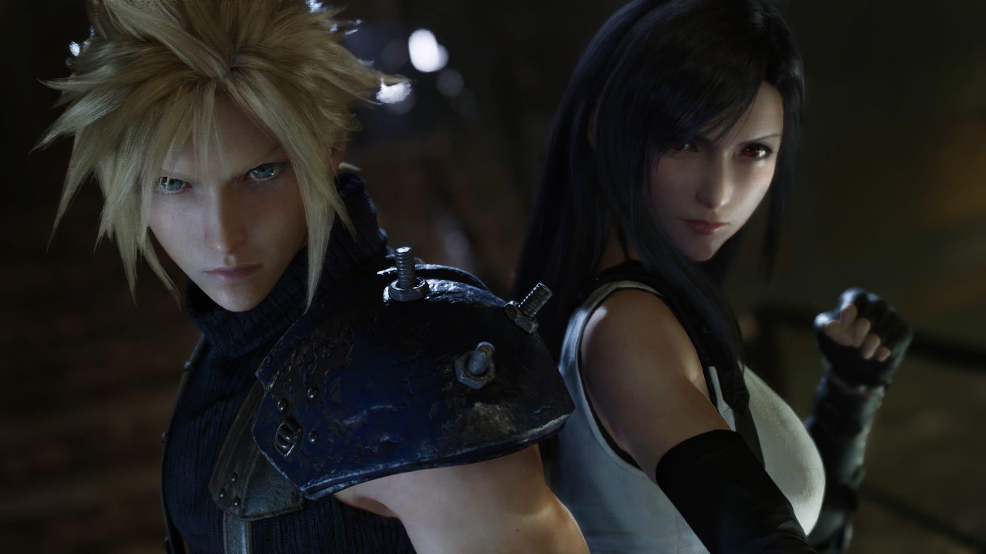 Final Fantasy 7 remake consejos de moda dura