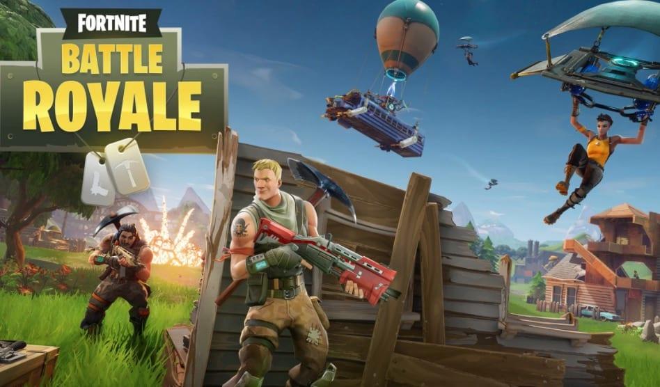 fortnite battle royale, juegos móviles multijugador