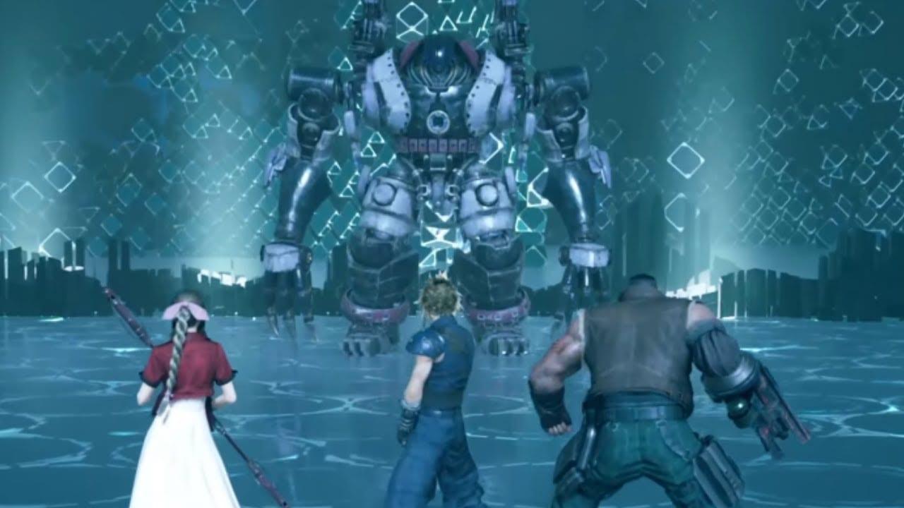 remake de Final Fantasy 7, jefes secretos