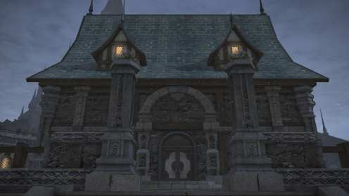 Vivienda Final Fantasy XIV Ishgard (16)