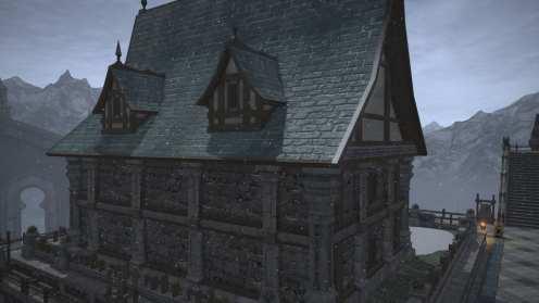 Carcasa de Ishgard de Final Fantasy XIV (32)