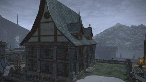 Carcasa de Final Fantasy XIV Ishgard (33)