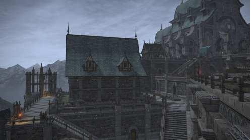 Carcasa de Final Fantasy XIV Ishgard (31)