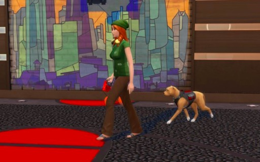 mods animales, sims 4