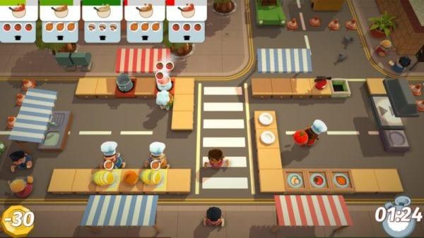 mejores juegos cooperativos xbox one couch, mejores juegos multijugador locales xbox one