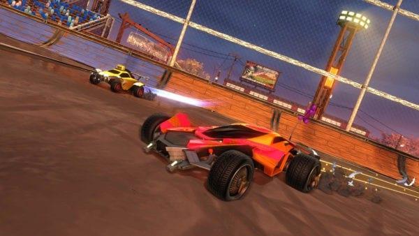 Rocket League, los mejores juegos cooperativos de Xbox One Sofa, los mejores juegos locales multijugador de Xbox One