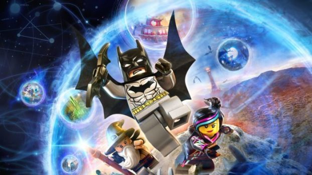 Licensed LEGO Games (Pick Your Favorite)
