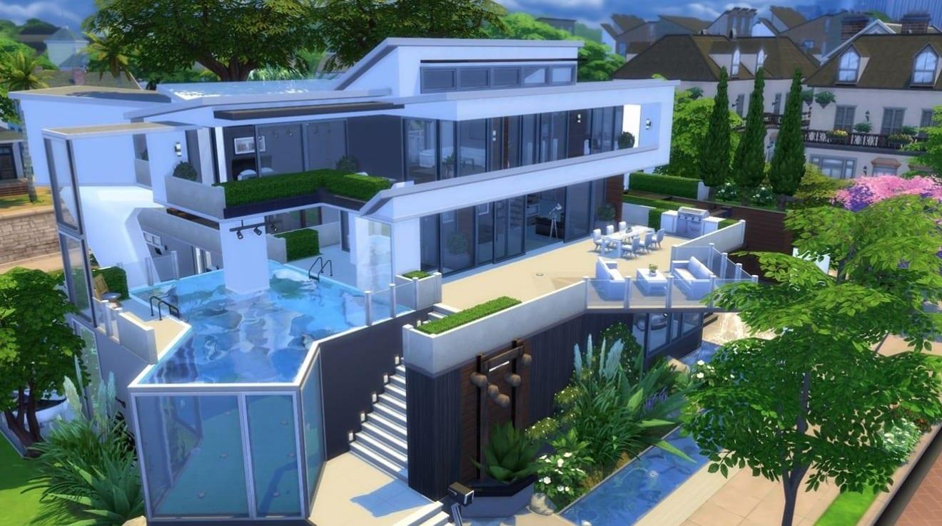 los sims 4 ideas de la casa
