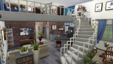 Photo of Sims 4: las 20 mejores ideas para el hogar para inspirarte