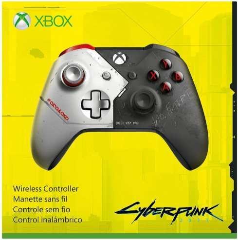 Controlador Cyberpunk 2077 Xbox (2)