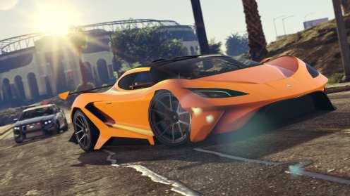 GTA Online - 4 23 2020 - Enfréntalo