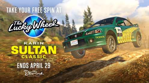 GTA Online - 4 23 2020 - Karin Sultan